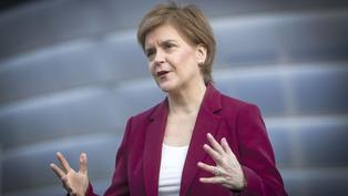 Sturgeon promises 'transformational' increase in NHS cash if SNP re-elected