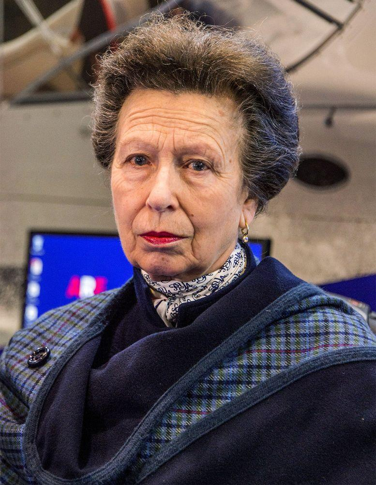 Princess Anne | Guy Bell/REX/Shutterstock