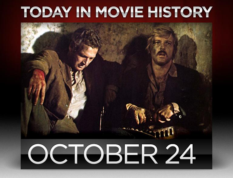 today in movie history, october 24