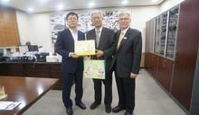 中市觀旅局拜會南韓航空業者可望年底包機直航