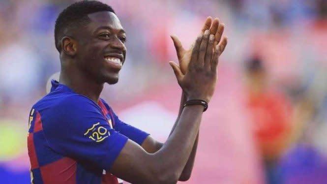 Juventus Penyebab MU Gagal Labuhkan Winger Barcelona