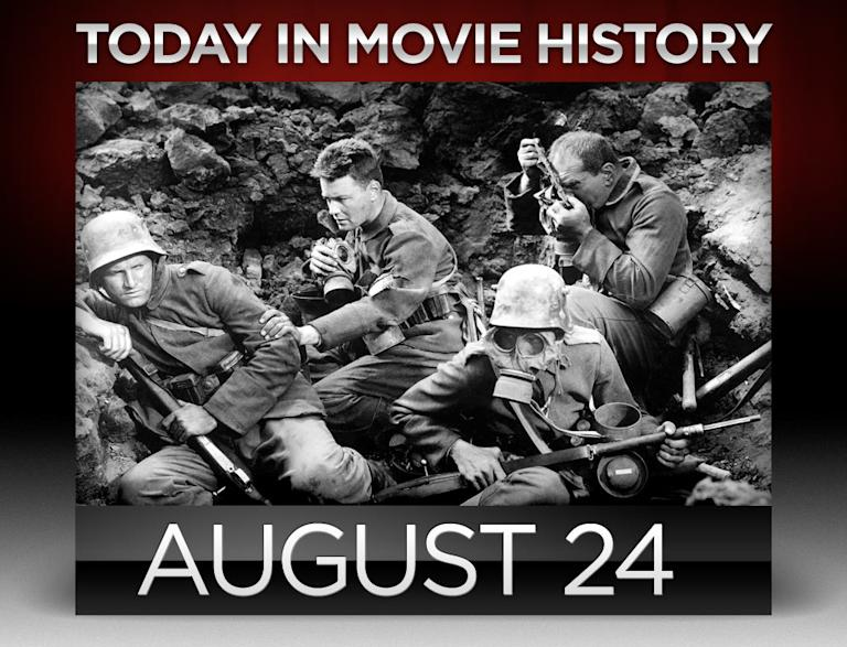 Today in movie history, August 24