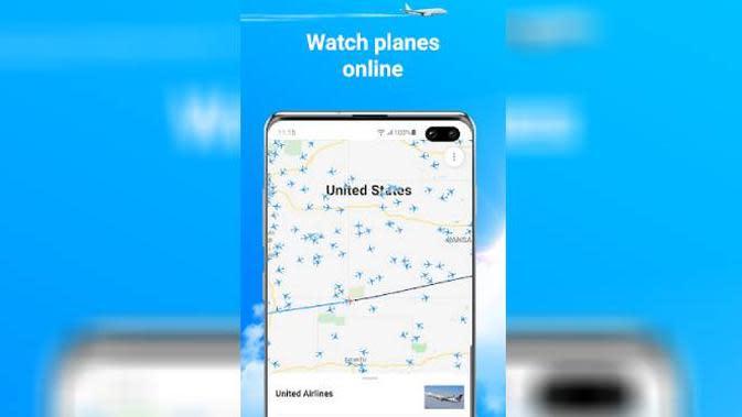 Planes Live. Dok: play.google.com