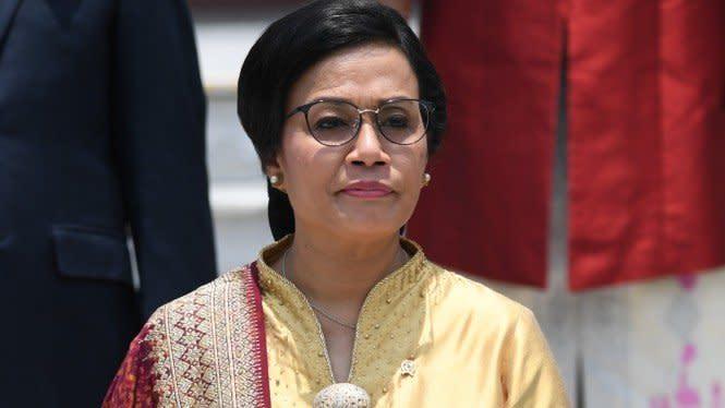 Sri Mulyani Sebut Defisit APBN Semester I-2020 Tembus Rp257,8 Triliun