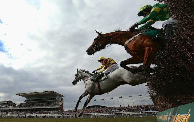 Grand National Celebrates the Best of British Horseracing