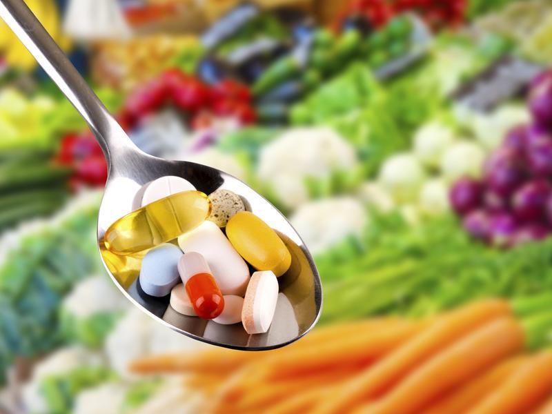 維生素多食無益 一天6毫克就足夠