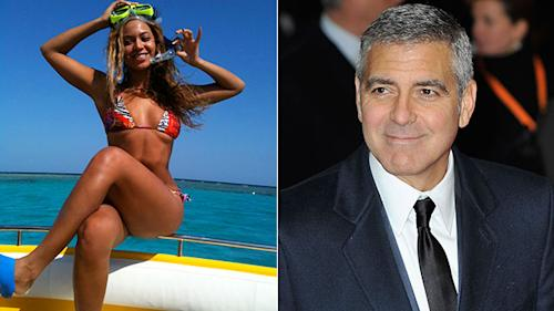 Buzzmakers: Beyonce's Personal Pics & Clooney