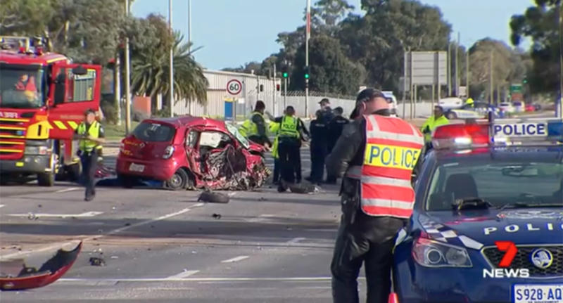 Adelaide Teen S Smiling Photo After Crash That Killed Mum