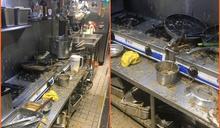 流亡台灣港青餐廳遭潑雞糞 警方追查涉案人士