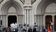 法國尼斯教堂傳恐攻 女子祈禱中遭斬首