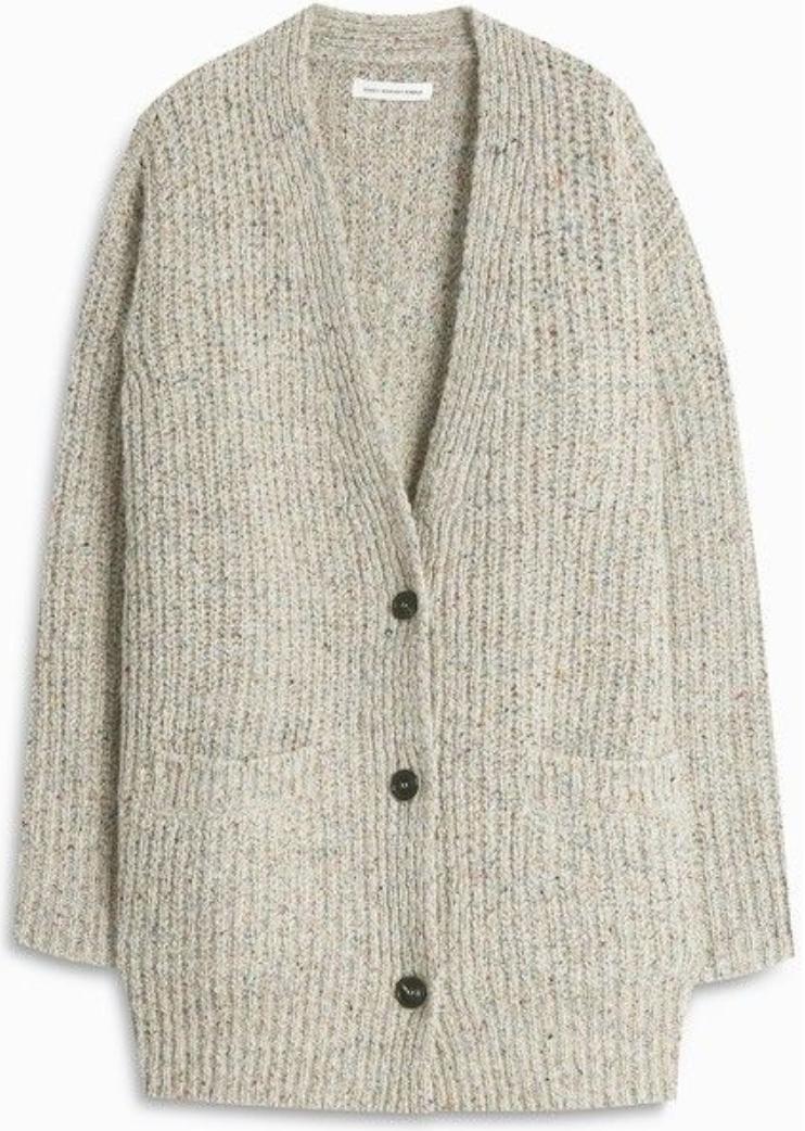 Isabel Marant Étoile Hamilton Oversized Knit Cardigan
