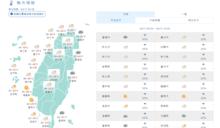 東北風增強北台轉涼 舒力基路徑西修 解旱幫助仍不大