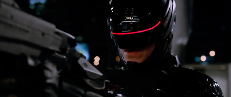 'RoboCop' Is the New Black in First Trailer for the Remake