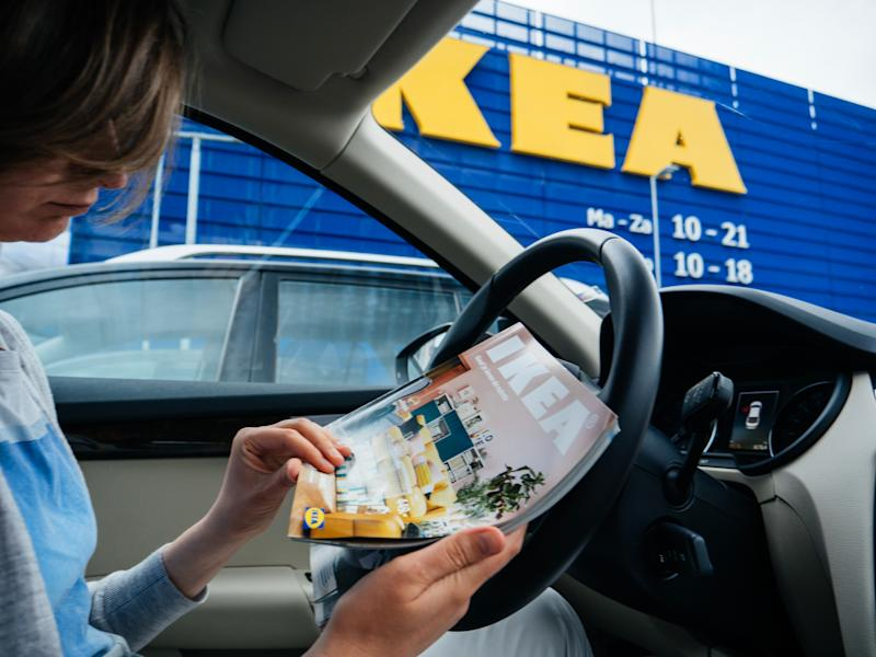Big change to IKEA catalogues means no more home delivery