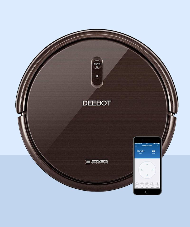 Amazon's Most Reviewed Robot Vacuum Is on Sale for $150—Its Lowest Price Ever