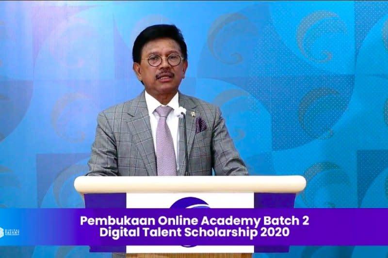 "Kominfo buka program ""Digital Talent Scholarship"" 2020"