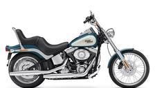2009 Harley-Davidson Softail FXSTC