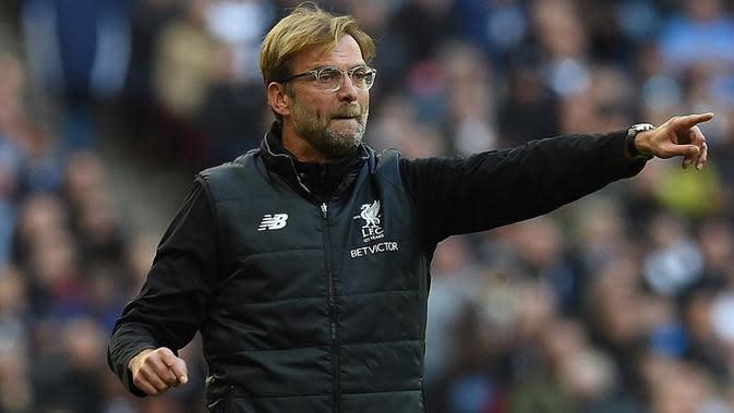 Jurgen Klopp. (doc. Liverpool FC)