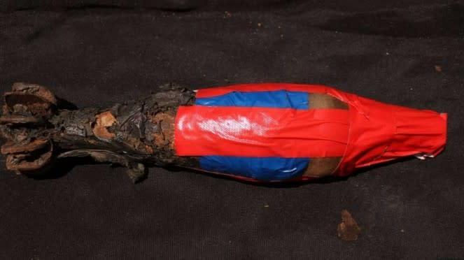 VIVA Militer: Mortir Sisa Konflik Warga Lokal di Bangui, Afrika