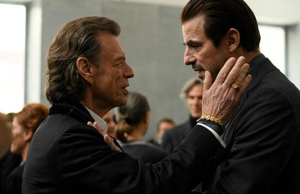'The Burnt Orange Heresy' Film Review: Mick Jagger Returns to the Screen in Twisty Art-World Thriller