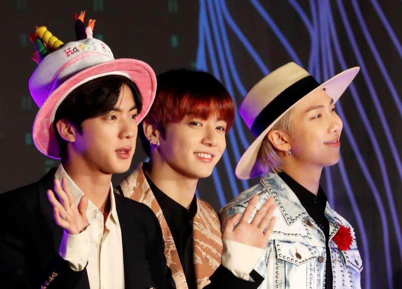 Manajemen BTS Korsel minta maaf atas kunjungan Jungkook ke bar