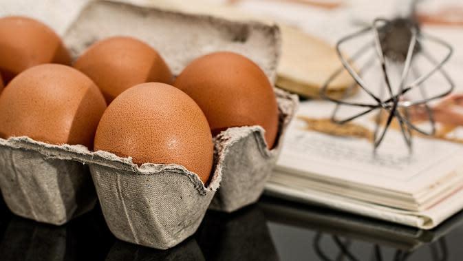 Ilustrasi telur (Photo by Putu Elmira on Pixabay)