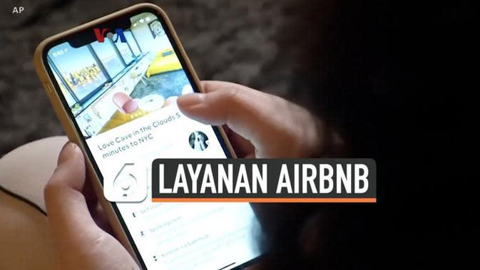 VIDEO: Layanan Airbnb Ditentang Regulasi, Ini Alasannya