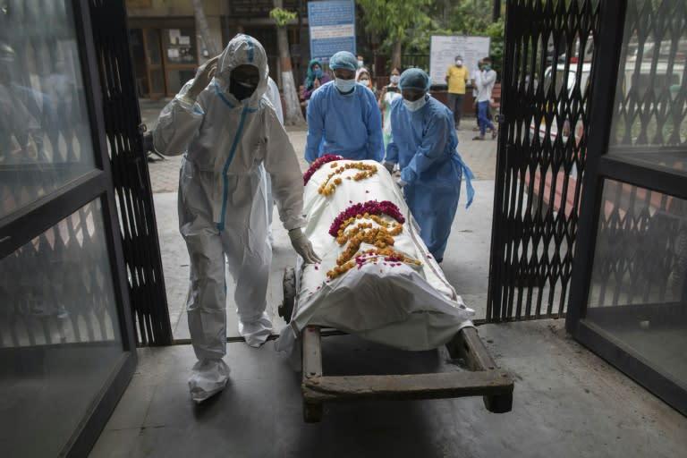 South Korea tightens virus curbs as global deaths cross 800,000