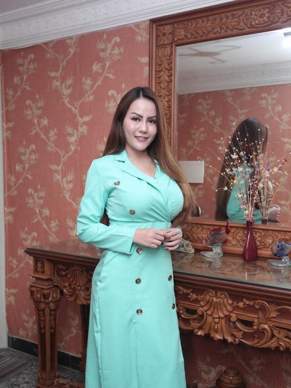 Nita Thalia lakukan perawatan untuk penampilan barunya