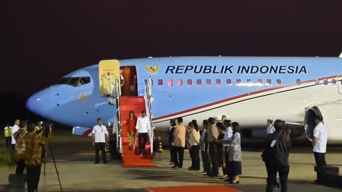 Bertolak ke Yogyakarta, Jokowi Akan Kunjungi Taman Nasional Gunung Merapi