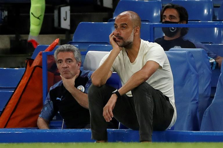 Manchester City manager Pep Guardiola will be plotting Liverpool's downfall next season
