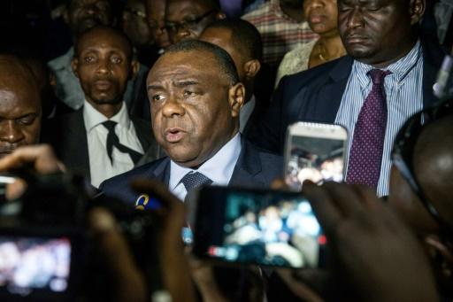 Jean-Pierre Bemba was one of a number of presidential hopefuls who appealed a decision by the Democratic Republic of Congo's election commission to ban them from running for president at the December 23 election