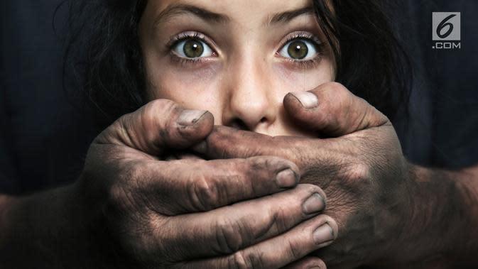 Ilustrasi Foto Penculikan Anak (iStockphoto)