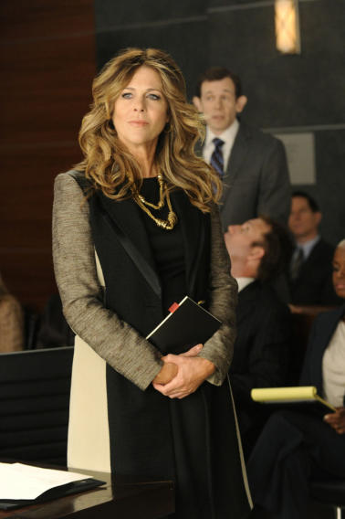 """""""The Good Wife"""" -- """"Two Girls, One Code"""""""