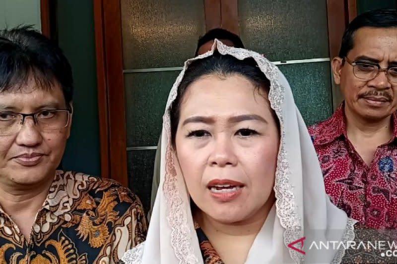 Yenny Wahid: Pegawai Garuda yang merasa dilemahkan datang ke saya