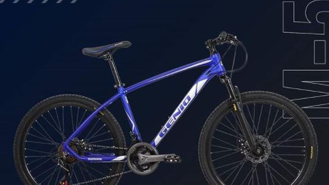Genio Bike (nstagram: geniobike.official)