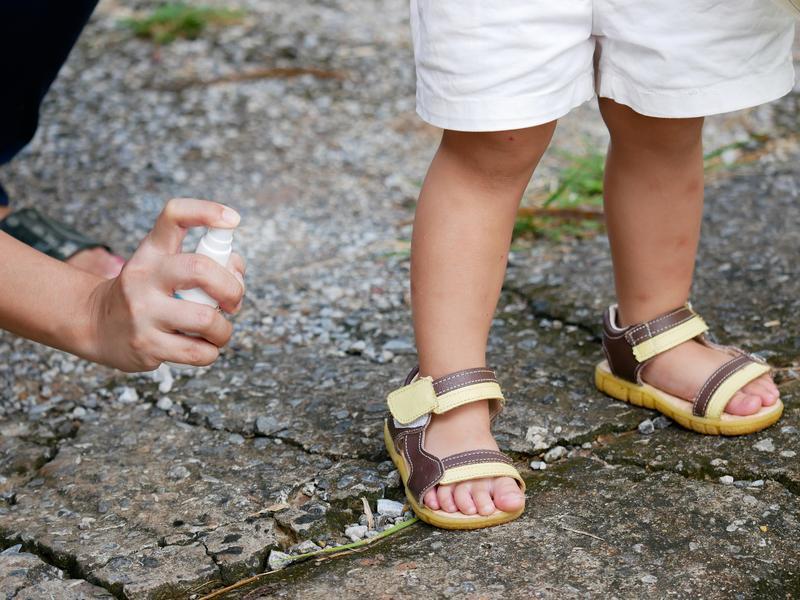 出遊東南亞 確實做好防蚊措施