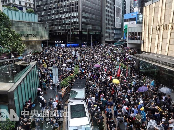 中共欲強推港版國安法 控制香港反中聲浪