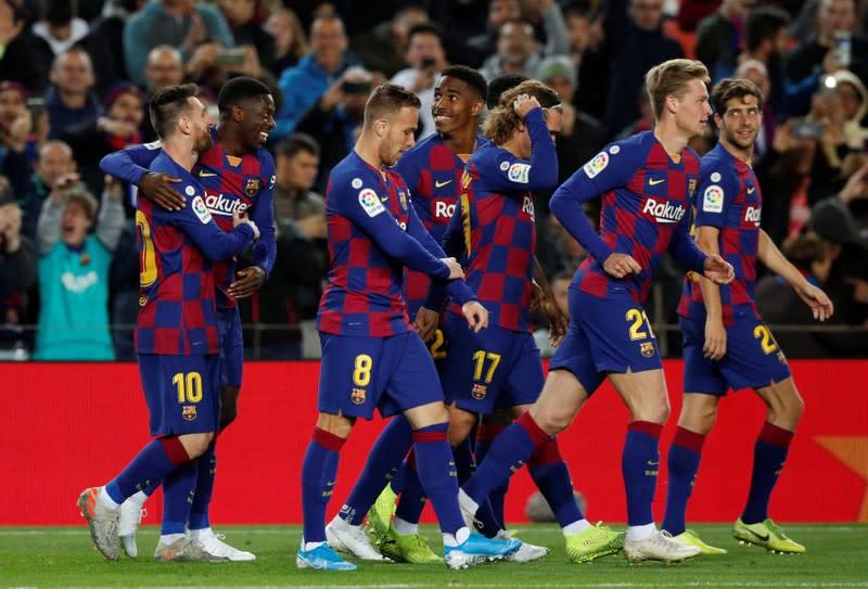 La Liga Santander - FC Barcelona v Celta Vigo