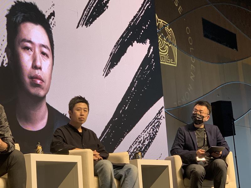 廖明毅說「最早導演是找我」