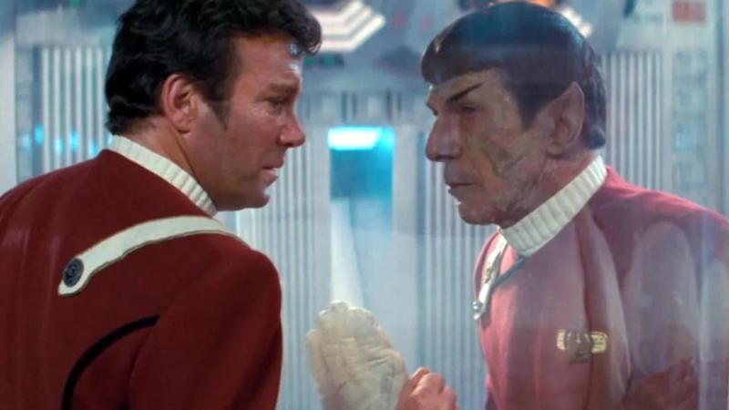 Star Trek II: The Wrath of Khan is on Amazon Prime