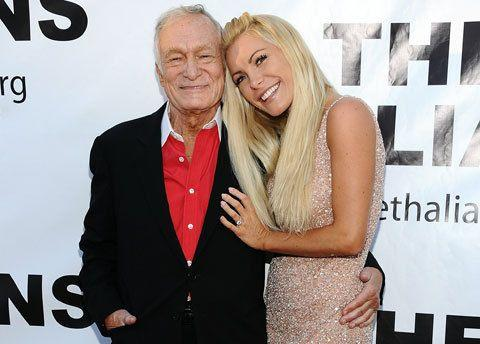 Hugh Hefner Crystal Harris S Wedding Is Called Off