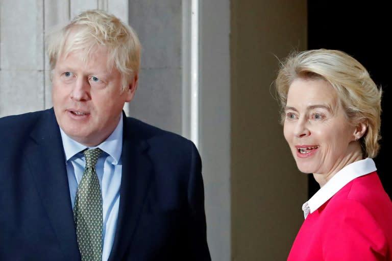 Brexit talks' fate hangs in balance at EU summit