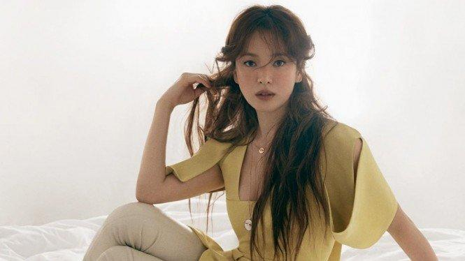 Drama Tak Terlupakan Bagi Song Hye-kyo, yang Bareng Song Joong-ki?