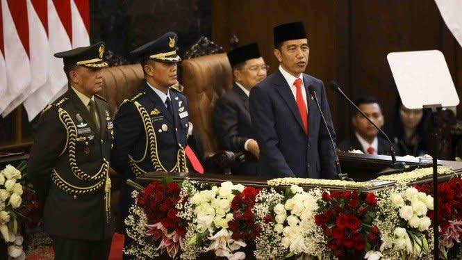 DPR Dikuasai Koalisi Pemerintah, Pemakzulan Jokowi Sulit Dilakukan