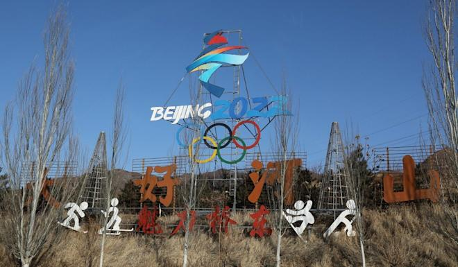 Zhangjiakou will host the skiing events. Photo: Simon Song