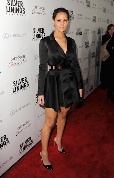 """Screening Of The Weinstein Company's """"Silver Linings Playbook"""" - Red Carpet"""