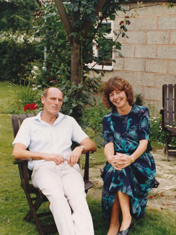 Tony Williams merasa kesepian berkepanjangan setelah istrinya meninggal. Sumber: SWNS