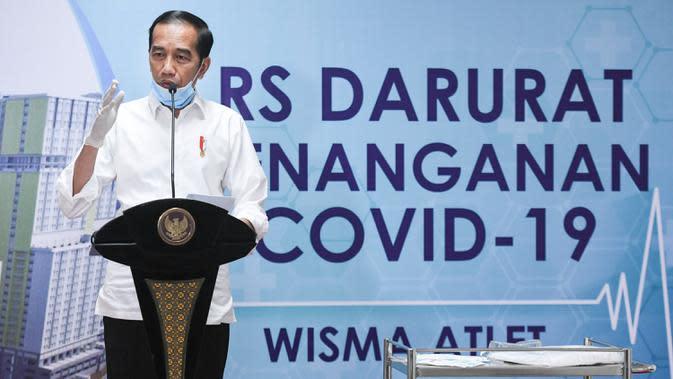 Jokowi: Yang Dilarang Itu Mudik, Bukan Transportasinya