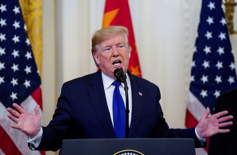 Trump adds legal heavyweights Starr, Dershowitz to impeachment team